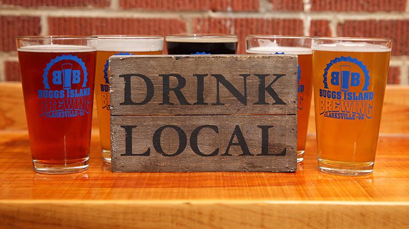BIB Drink Local!