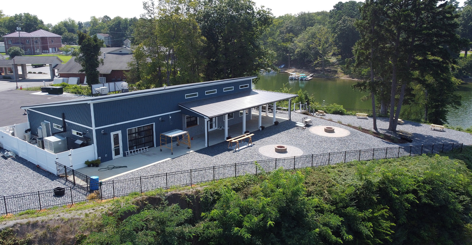 Buggs Island Brewing New Location Now in Clarksville VA