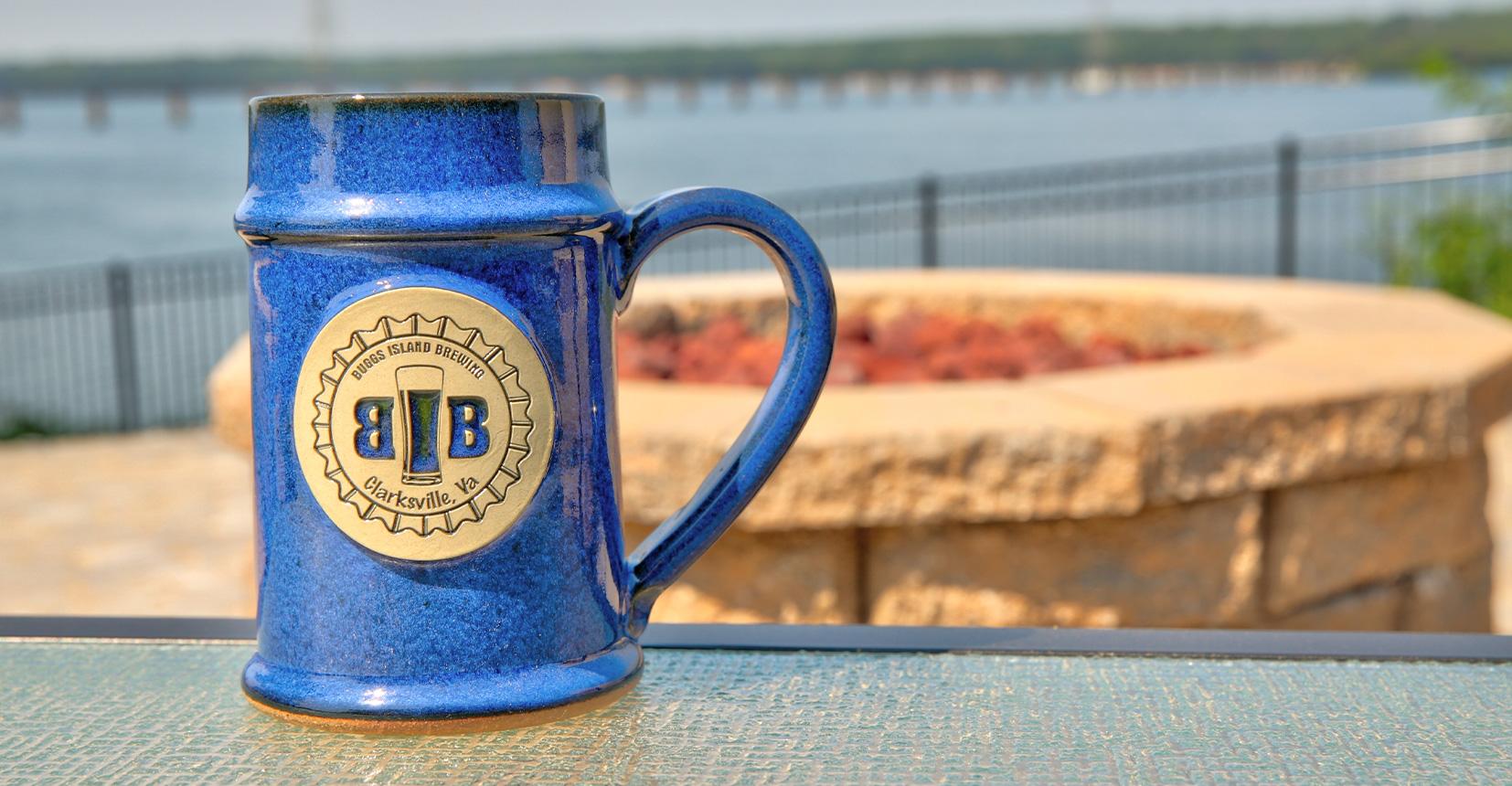 New BIB mug and location